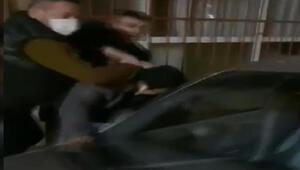 İğrenç iddia mahalleyi ayağa kaldırdı Sokak ortasında dövüldü