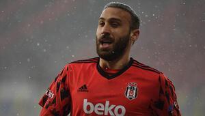 Beşiktaşta Cenk Tosun, Başakşehir maçının kadrosunda yer almadı