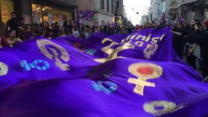 Feminist gece yürüyüşü soruşturması; 17 kişi adli kontrolle serbest bırakıldı