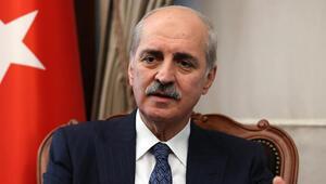 AK Parti Genel Başkanvekili Kurtulmuştan IKBYnin harita skandalına tepki: Fitne sokmaktan başka hiçbir amacı yok