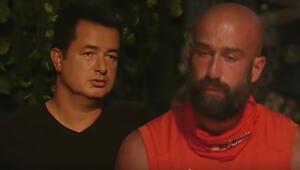 Survivor Çağrı ve Barış Özbek elendi mi Acun Ilıcalı konseyde açıkladı...  Survivorda diskalifiye şoku