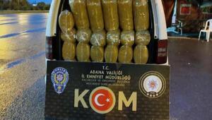 Adanada kaçakçılık operasyonu 2 gözaltı