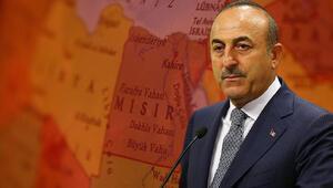 Son dakika... Dışişleri Bakanı Çavuşoğlu: Mısırla diplomatik düzeyde temaslarımız başladı