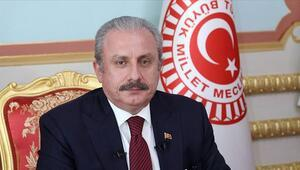 TBMM Başkanı Mustafa Şentop, gazetecilerin sorularını yanıtladı
