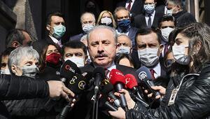 Son dakika... TBMM Başkanı Şentop: HDPli Gergerlioğlunun dosyası dün akşam Meclise geldi