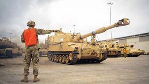 ABDden Yunanistana tokat gibi cevap: Silah hibesi yok
