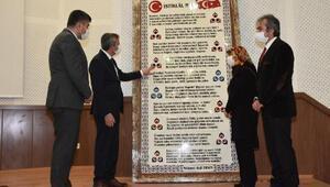 Kırıkkalede, Mehmet Akif Ersoy anıldı