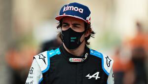 Alonso, Formula 1de tüm sezon boyunca titanyum ağız korumasıyla yarışacak