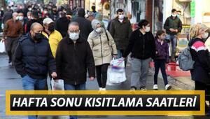 İstanbul, İzmir ve Bursada yarın sokağa çıkma yasağı var mı İstanbul, İzmir ve Bursada hafta sonu sokağa çıkma yasağı saatleri ve detayları