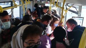 Yolcu sayısı da arttı vatandaş şikâyeti de