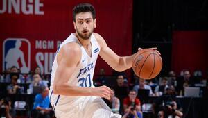 NBAde günün sonuçları: Furkan Korkmazın 18 sayıyla oynadığı maçta Philadelphia 76ers kazandı