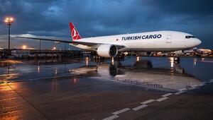 Turkish Cargo, UNICEFin Kovid-19 aşılarını taşıyor