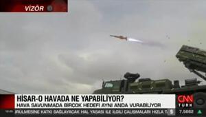 Türkiye havada çağ atlıyor: Hisar-U Patriot'tan daha iyi