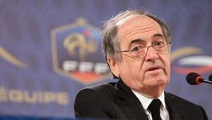Fransa Futbol Federasyonu Başkanlığına yeniden Noel Le Graet seçildi