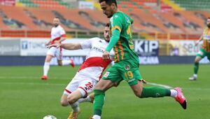 Alanyaspor 4-0 Antalyaspor (Maçın golleri ve özeti)