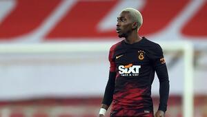 Galatasarayda Henry Onyekurudan galibiyet yorumu Önemliydi, çok mutluyum