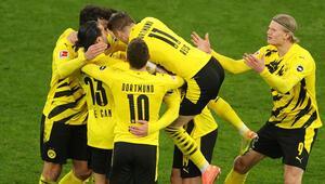 Borussia Dortmund ikinci yarıda açıldı