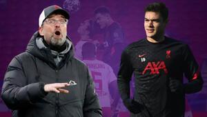 Liverpoolda Jürgen Klopptan Ozan Kabak sözleri
