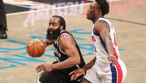 NBAde gecenin sonuçları: Bir güne 5 triple-double sığdı Rekor...