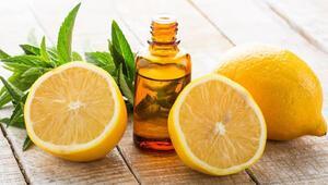 Reflü için nane, bağışıklık için limon yağı