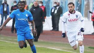 BB Erzurumspor 0-0 Trabzonspor (Maçın özeti)