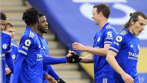 Leicester City, Sheffield Unitedı 5 golle geçti