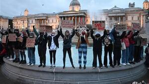 İngiltereyi karıştıran protesto Polis şefine istifa çağrısı