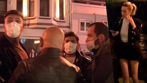 254 bin lira ceza kesildi... Boğazda partiye gece baskını