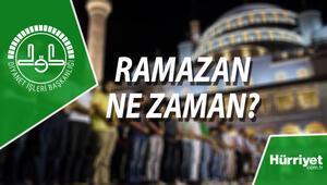 Ramazan ayı ne zaman başlıyor 11 ayın sultanı yaklaşıyor.... 2021 Ramazan Bayramı tarihi Diyanet tarafından yayımlandı