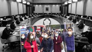 Salgın tedbirleri artırılacak mı Türkiye kabine toplantısına kilitlendi