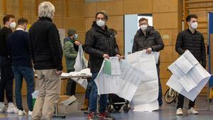 Hessen'de yerel seçimlerin galibi Yeşiller