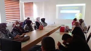 Hocalarda sürü yönetimi elemanı kursu