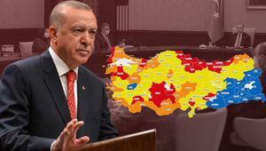 Kabine, Cumhurbaşkanı Erdoğan başkanlığında Beştepede toplandı