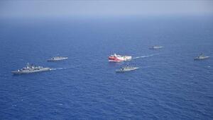 Son dakika haber: Türkiyeden Yunanistan, İsrail ve ABye Doğu Akdeniz notası