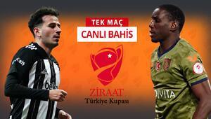 İki takımda da son anda kadrodan çıkartılan isimler var Beşiktaşın Başakşehir karşısında iddaa oranı...