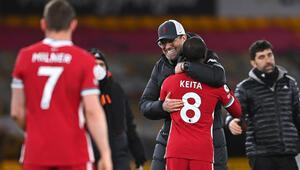 Wolverhampton 0-1 Liverpool / Maç sonucu