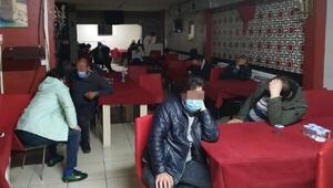 Eskişehir'de kumar operasyonu 63 kişiye ceza yağdı