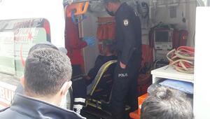 Adıyamanda yolda yürürken sopalı saldırıda yaralandı