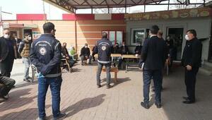 Otogarda, göçmen kaçakçılığı ve usulsüz yolcu taşımacılığı anlatıldı