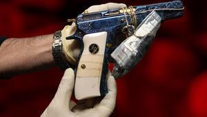 Adalet Sarayının emanet deposundaki silah, FETÖ tutuklusu İhsan Yarkına aitmiş