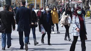 Çok yüksek riskli Konyada yoğunluk devam ediyor, maske kuralı unutuldu