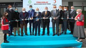 Türk Kızılayı Meram şubesinin Yeni binası hizmete açıldı