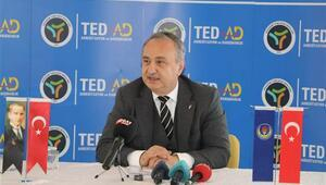 TED: 3 bin çocuğa burs veriyoruz