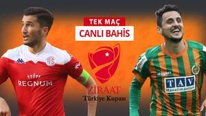 Beşiktaşın finaldeki rakibi hangi takım olacak Antalya derbisinin iddaada favorisi...
