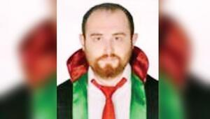 Hacze giden avukatı ev sahibi katletti