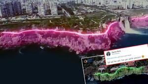 Antalyadaki proje şaşkınlık yaratmıştı Belediyeden flaş açıklama geldi