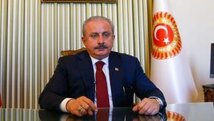 TBMM Başkanı Şentop, Türk Dünyasının Dünü, Bugünü ve Geleceği Sempozyumuna video mesaj gönderdi