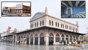 Haldun Taner'de restorasyon başlıyor: Hal binasından dev sahneye...