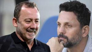 Beşiktaş-Fenerbahçe maçına damgasını vuracak 2 adam: Sergen Yalçın ve Erol Bulut