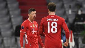 Bayern Münih, Şampiyonlar Ligi güle oynaya çeyrek finalde Lazio geri dönemedi